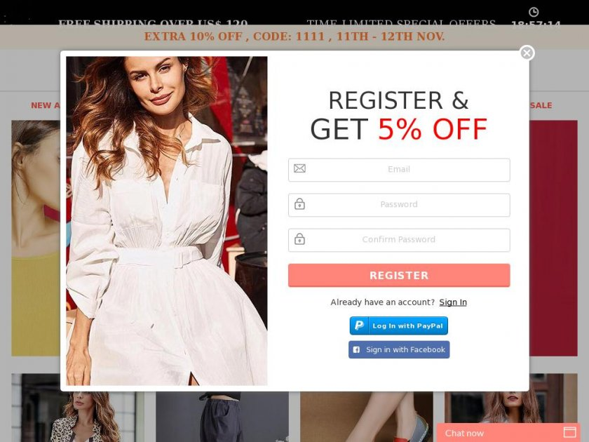 Floryday - Best Deals for Latest Women's Fashion Online Shopping