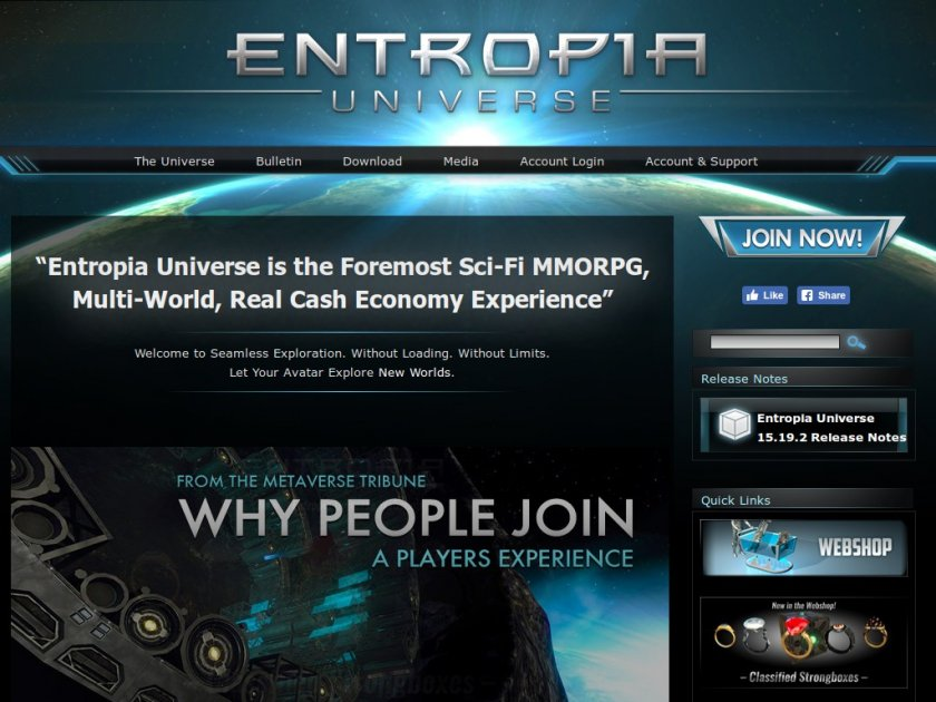 Entropia Universe Sci-Fi MMORPG - The Official Site